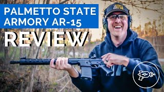 Palmetto State Armory PSA AR-15 Review [Freedom + Free Float Models]