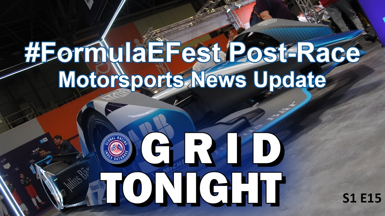 Post Race & GRID Tonight Special