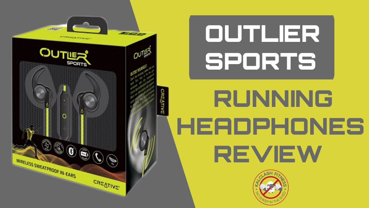 Creative Outlier sports headphones review – the best running headphones 2020 review