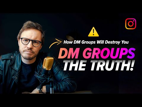 Engagement Groups Will Destroy Your Instagram Account | Algorithm Explained