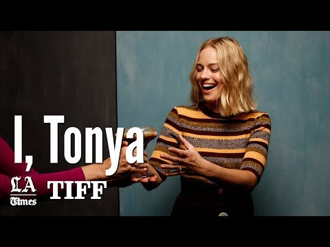 Margot Robbie And Sebastian Stan On Why 'I, Tonya' Is A Love Story | Los Angeles Times