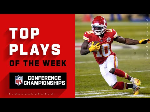 Top Plays from the Conference Championships   NFL 2020 Playoffs