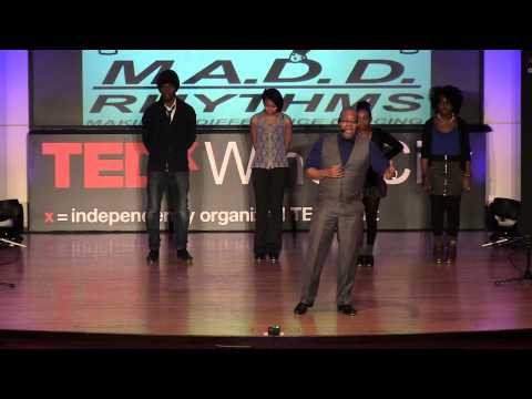TAPathetically Speaking: Bril Barrett at TEDxWindyCity