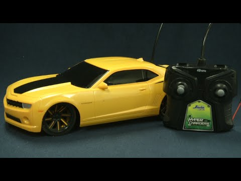 Hyperchargers Chevy Camaro Ss Rc Car From Jada Toys Youtube