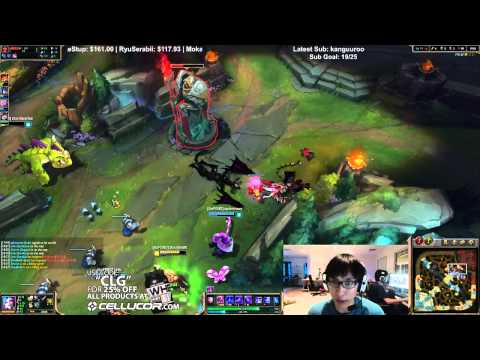 [4/27] CLG Ranked 5s - Game 5 - League of Legends Full Game