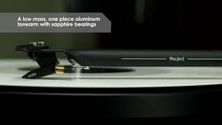 Gambar cover Pro-Ject Debut Recordmaster turntable