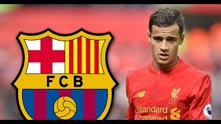 Neymar wants barcelona to sign coutinho! | liverpool transfer news latest 2017