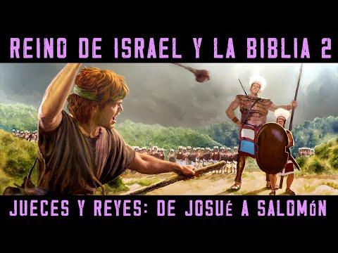 ISRAEL Y LA BIBLIA 2: Jueces Y Reyes - Josué, Gedeón, Sansón, Saúl, David Y Salomón (Docu Historia)