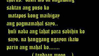 Gambar cover Ikaw Pa Rin ft.Amimizel and Jade -Lil Mharzie.with lyrics.mp4