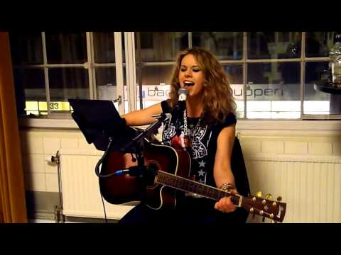 Nothing but a good time   Poison Clare Cunningham acoustic