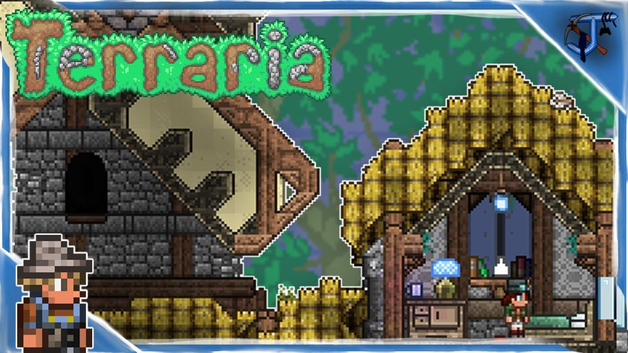 Farmers Windmill | Terraria Speed Build