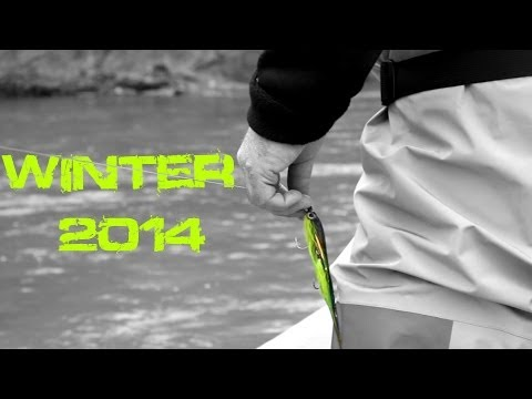 Fly Fishing the Ozarks, Winter 2014