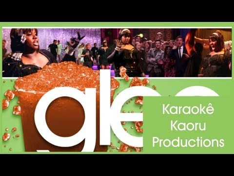 Glee - Boogie Shoes (Karaoke)