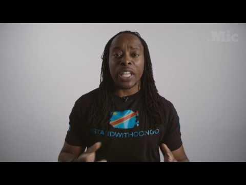 Omekongo raps on Congo's conflict minerals