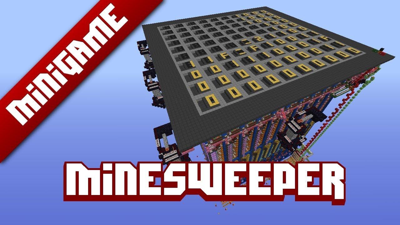 Minecraft Minesweeper