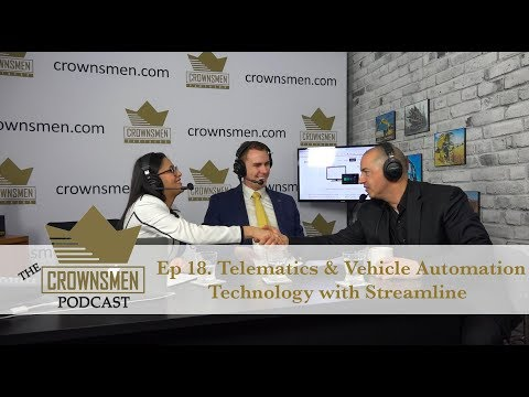 Ep 18. Streamline (STTI): Telematics & Vehicle Automation Technology