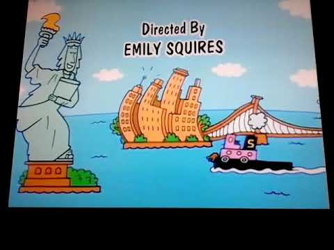 Sesame Street End Credits 2002