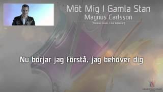 "Magnus Carlsson - ""Möt Mig I Gamla Stan"" [Instrumental version]"
