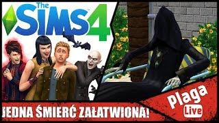 JEDNA ŚMIERĆ ZAŁATWIONA! (The Sims #4) | PlagaLive