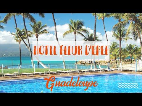 Hôtel Fleur d'Epée en Guadeloupe avec Exotismes.fr