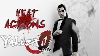 Yakuza 0: Majima Heat Actions