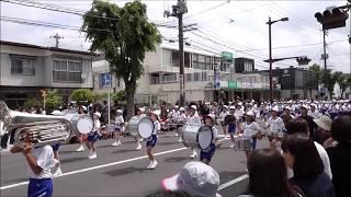 第42回福島市小学校鼓笛パレード 野田小学校