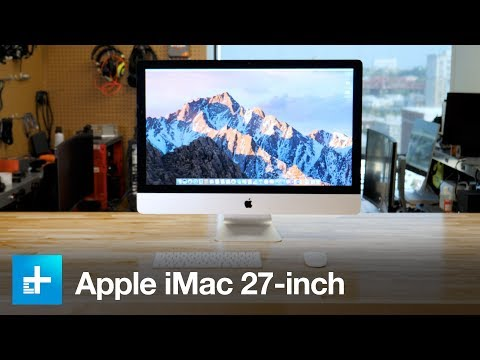 Apple iMac 27-inch - Hands On Review