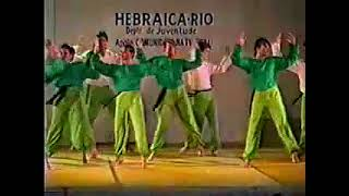 Lehakat Habonim   Habonim Dror RJ   Hava Netze Bemachol 1986
