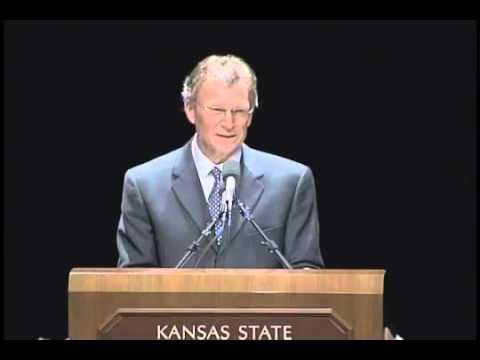 Landon Lecture   Tom Daschle