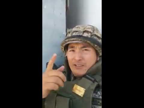 Ад в Казахстане. Военные плачут, пропало несколько детей