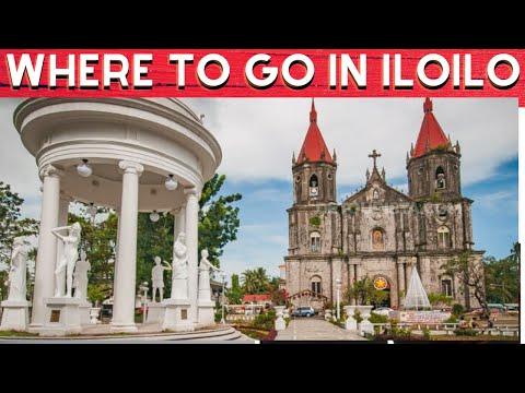 WHERE TO GO IN ILOILO CITY - THE HEART OF THE PHILIPPINES (ISLA DE GIGANTES)