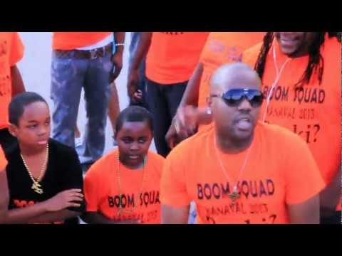 Boom Squad Pouki (Official video Kanaval 2013)