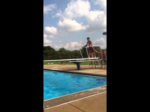 Gainer @ White Oak Pool