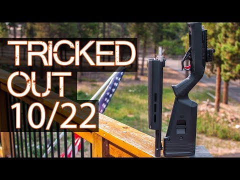 Tricked Out 10/22 Takedown and other ramblings/channel updates