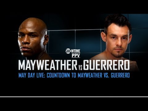 Floyd Mayweather Jr vs Robert Guerrero / Флойд Мейвезер - Роберт Герреро
