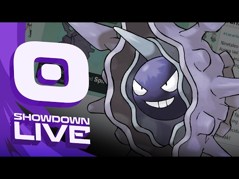 """CLOYSTER BREAKS THRU"" Pokemon Sun & Moon! UU Showdown Live w/PokeaimMD & Moet!"