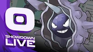 """""""CLOYSTER BREAKS THRU"""" Pokemon Sun & Moon! UU Showdown Live w/PokeaimMD & Moet!"""