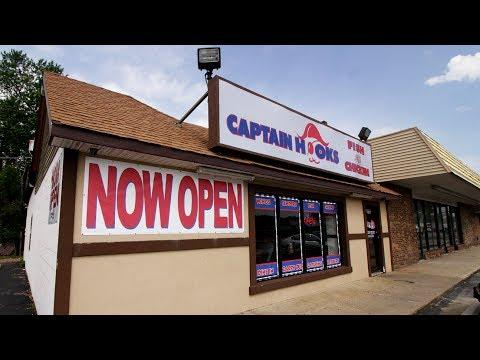Captain Hooks Fish & Chicken - Markham, IL