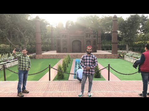7 wonders of world or  Waste to Wonder Park  !! Delhi !!