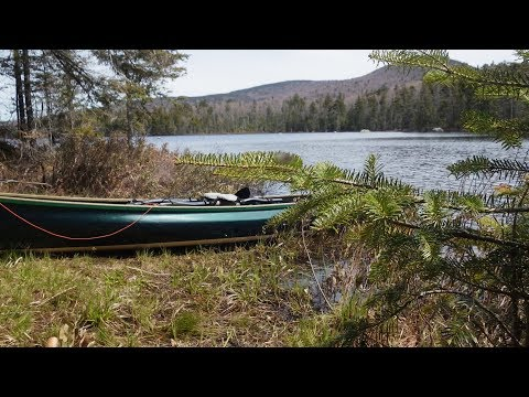 A 6 mile carry in the 6 million acre Adirondack Park
