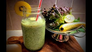Green Cure Smoothie Recipe