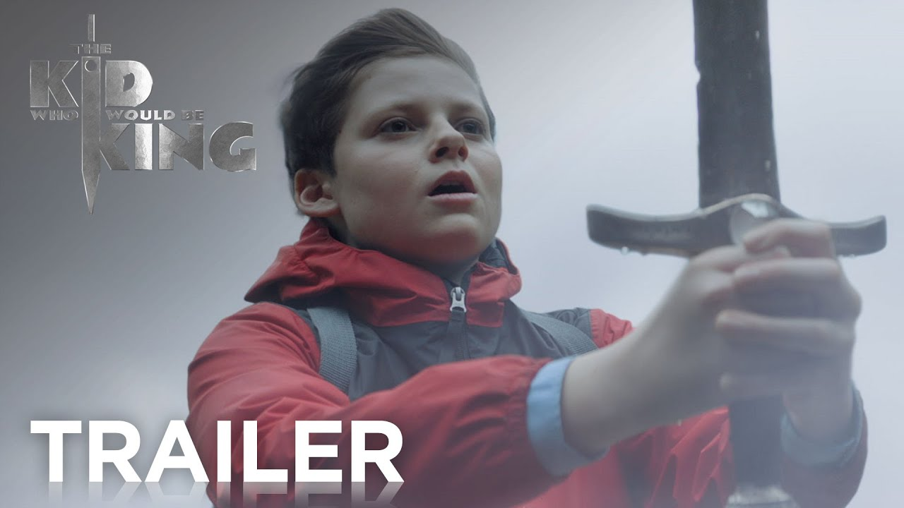 Download THE KID WHO WOULD BE KING   OFFICIAL HD TRAILER #2   2019