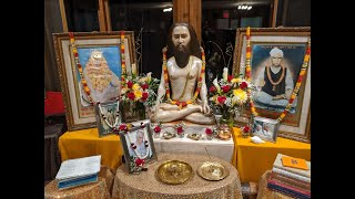 YSA093020 Topic of the day with Hersh Khetarpal: Mudras & Guru Shishya Relationship.