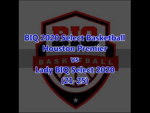 Houston Premier vs Lady BIQ Select 2020 (21-25)