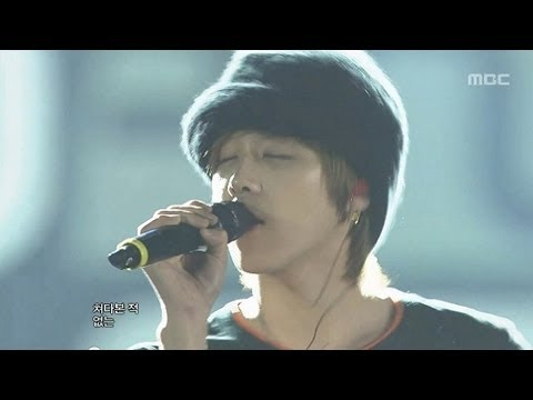 FT ISLAND - I wish, FT아일랜드 - 좋겠어, Music Core 20121208