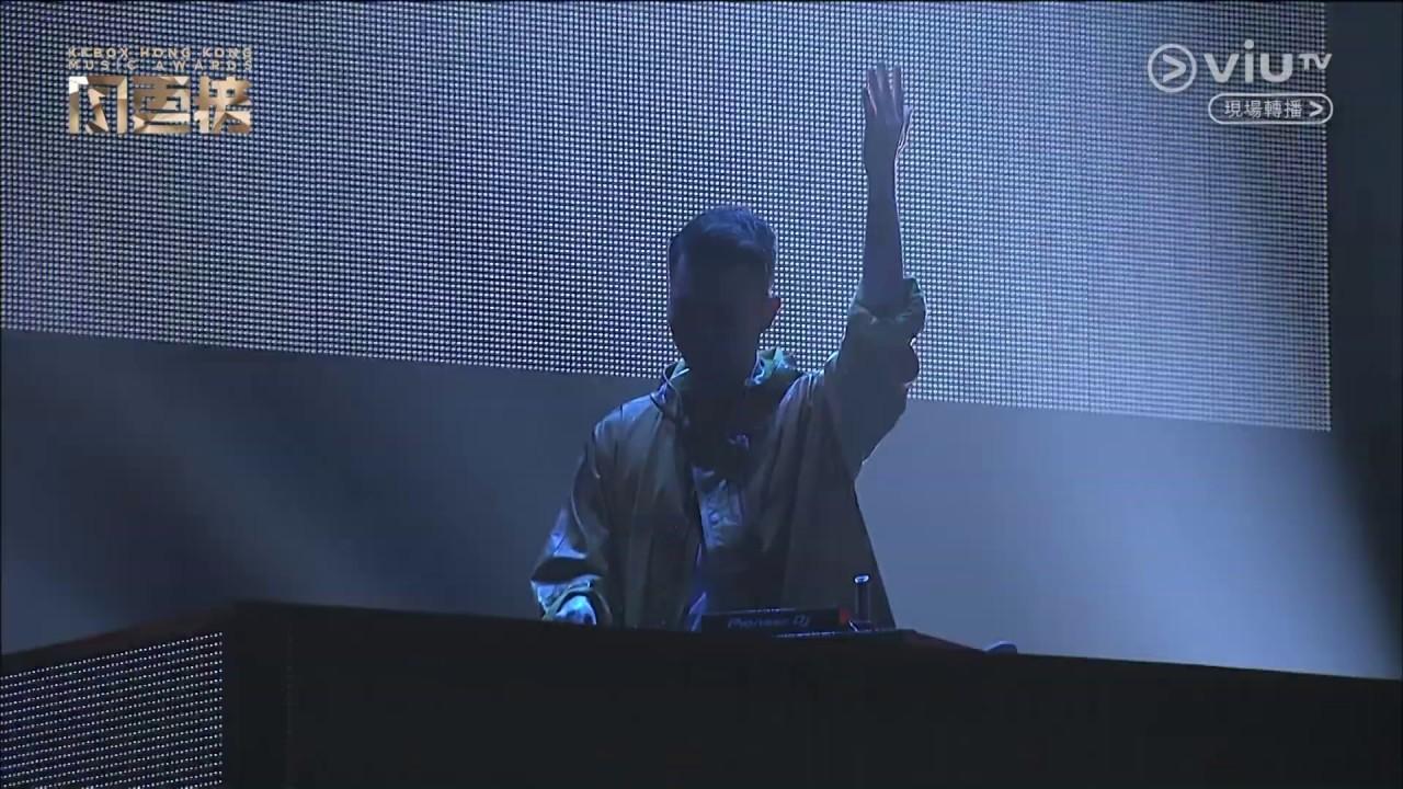 C AllStar @ KKBox香港風雲榜 DJ King Remix (人人+音樂殖民地+時日如飛) - YouTube
