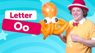 Oo | Fun Phonics | Magicio and Phonics | Made by Red Cat Reading