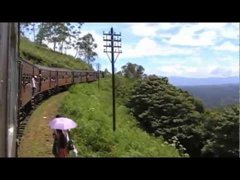 SRI LANKA RAILWAYS  (HD)
