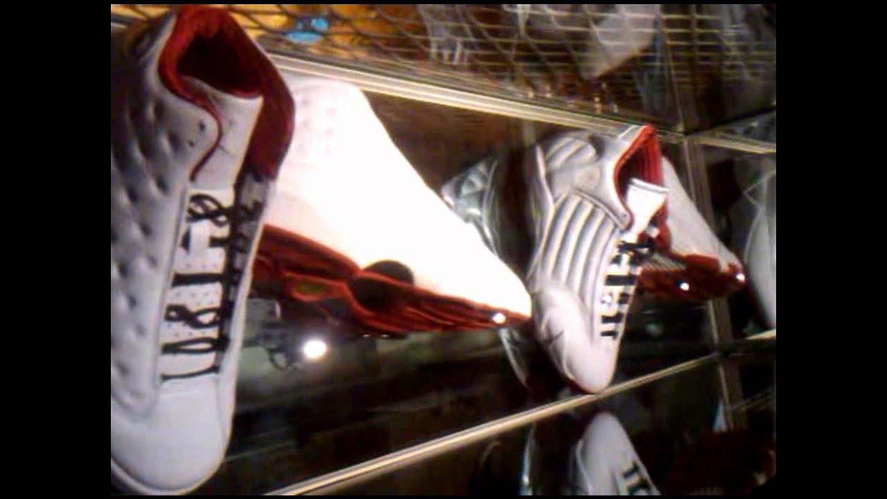 Air Jordans @ Niketown Portland, OR