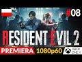 Resident Evil 2 PL - Remake 2019 🍿 #8 (odc.8) 🌿 Rozmowa z Adą i poboczne czyszczenie komisariatu